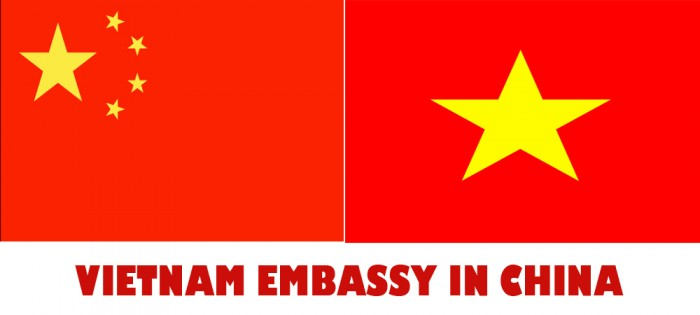 VIETNAM EMBASSY IN CHINA